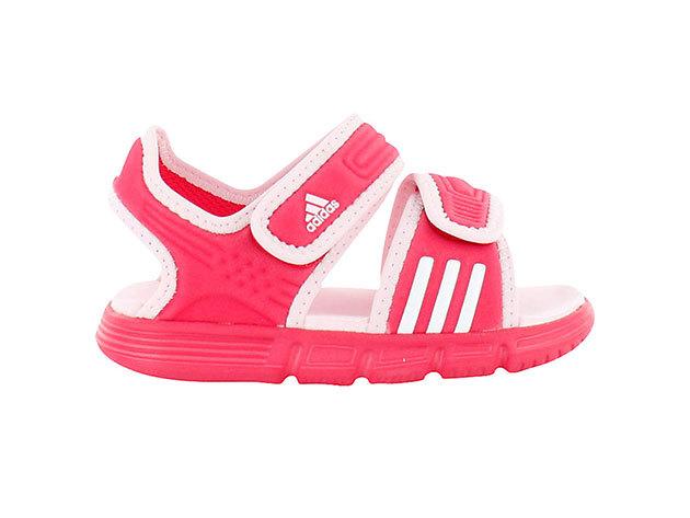 Adidas Akwah 7 K, kislány szandál - rózsaszín - 35