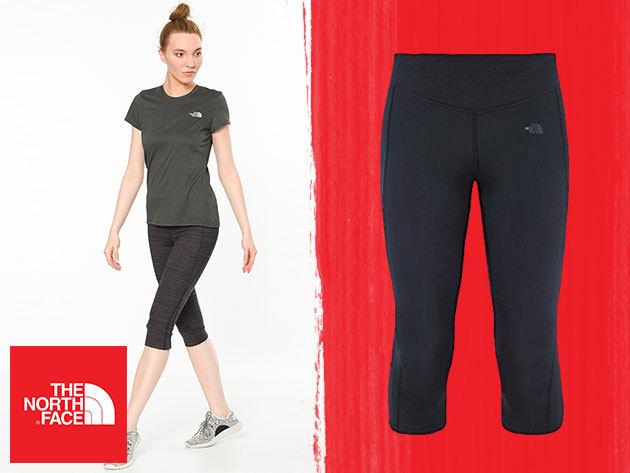The North Face női Capri nadrág edzéshez, túrázáshoz / AZONNAL ÁTVEHETŐ TERMÉKEK