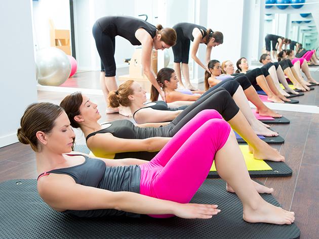 Fitness bérlet 1 hónapra NŐKNEK (16 óra előtt), a Légy Fitt Mozgáscentrum edzőtermében és csoportos órákon