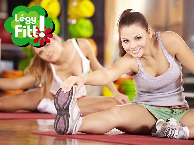 Havi korlátlan fitness bérlet nőknek (16h előtti belépéssel), mely felhasználható a Légy Fitt Mozgáscentrum edzőtermében és a csoportos órákon.