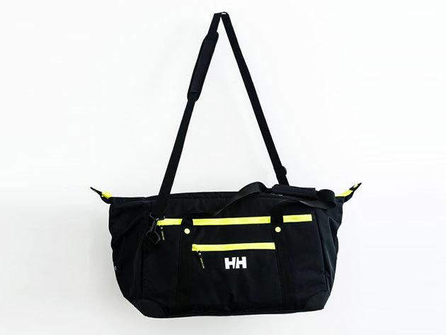 Helly Hansen CITY WEEKENDER BLACK STD (67768_990-STD) - AZONNAL ÁTVEHETŐ
