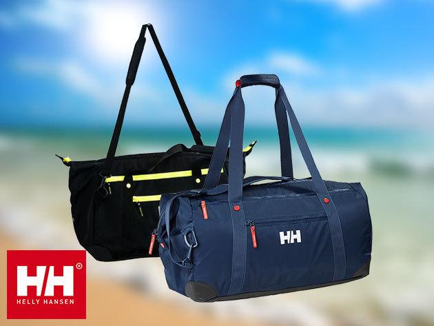 Helly Hansen CITY WEEKENDER utazótáska strapabíró anyagból - egy hétvégi utazás elengedhetetlen kelléke / AZONNAL ÁTVEHETŐ