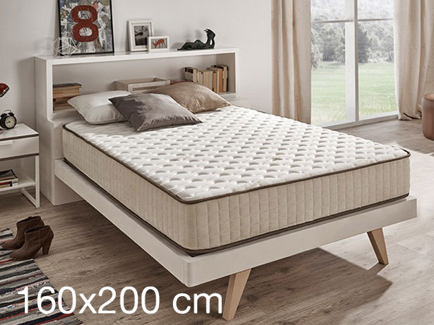 Visco Luxury Bamboo Premium, Double - 160x200 (19 kg)