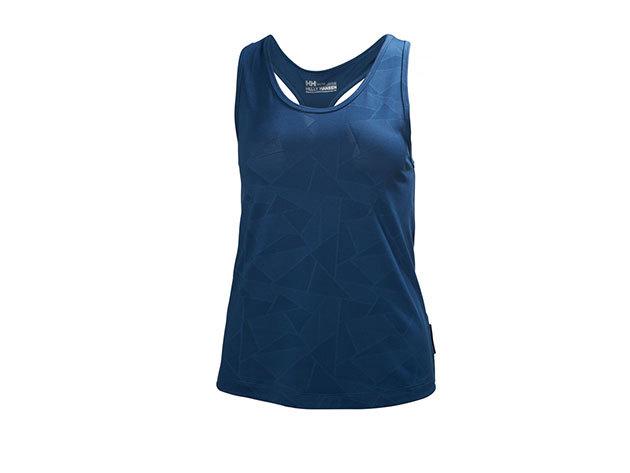 Helly Hansen W SELSLI SINGLET MARINE BLUE L (62694_581-L)