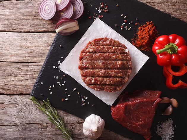 British és Balkán Burger készítő workshop ételfogyasztással, az Ízbisztróban (I. ker.)
