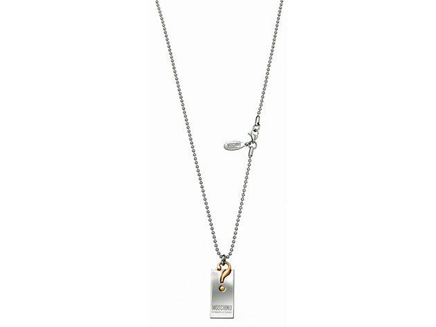 MOSCHINO női nyaklánc MJ0002 (BL11079)