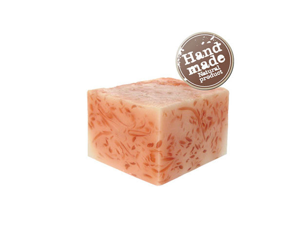 Natural Handmade Cream soap with shea butter - Coconut