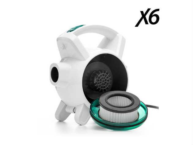 Talaj és kézi porszívó - X6 Handy Vacuum 0,5 L (400-600W)