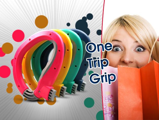 Könnyítsd meg az életed és a mindennapi bevásárlásokat a One Trip Grip táskatartóval!