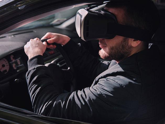 VIRTUAL REALITY SZIMULÁTOR! Igazi adrenalinbomba, 1 órás VR autóverseny a Race Centerben 1-4 fő részére / V. ker.