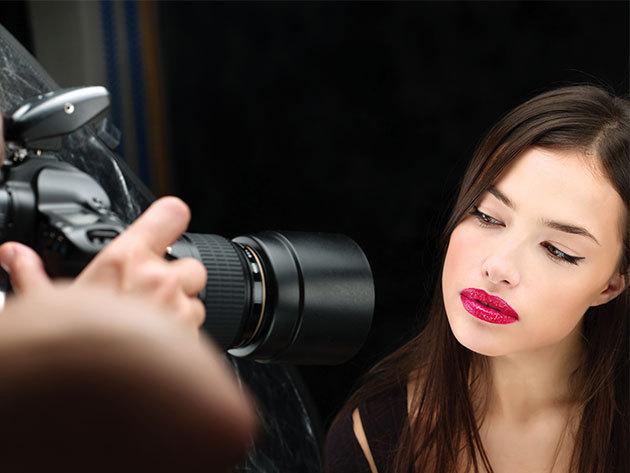 Mini műtermi fotózás azoknak, akik nem rendelkeznek sok szabadidővel, de profi képekre vágynak / IX. ker.