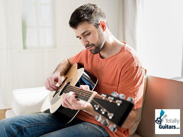 Online gitároktatás (Totally Guitars) - Neil Hogan világhírű oktatócsomagja világszerte több ezer taggal, 3 és 60 hónap közötti hozzáféréssel