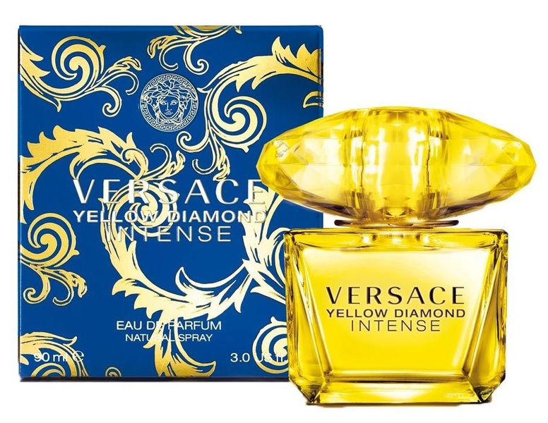 Versace - Yellow Diamond Intense, Eau De Parfum nőknek 90 ml