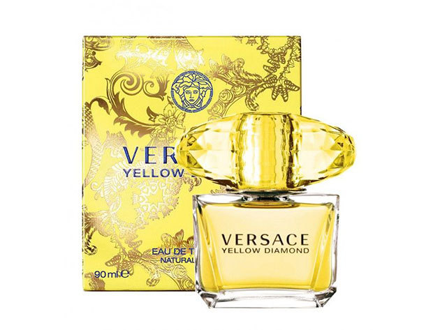 Versace - Yellow Diamond, Eau De Toilette nőknek 90 ml