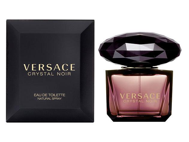 Versace - Crystal Noir, Eau De Toilette nőknek  90 ml