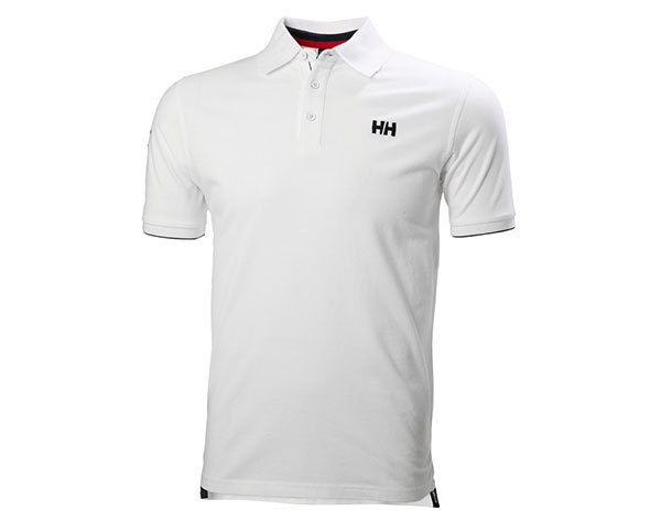 Helly Hansen MARSTRAND POLO WHITE M (53022_001-M)