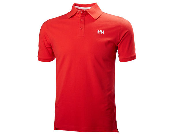 Helly Hansen MARSTRAND POLO MELT DOWN S (53022_106-S)