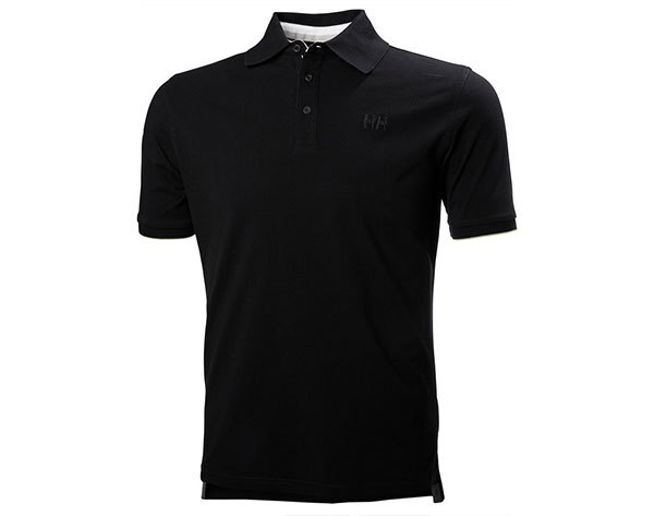 Helly Hansen MARSTRAND POLO BLACK L (53022_990-L)