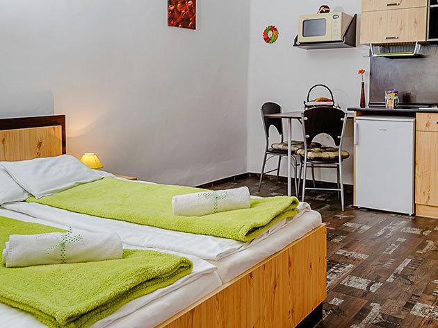 Szilvásvárad, Luxus Tanya - 4 napos üdülés 2 fő részére minőségi 'country' apartmanban FP ellátással + extrákkal