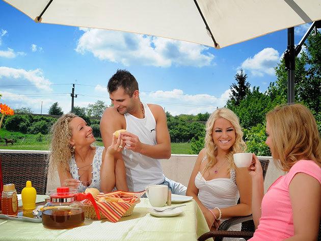 Szilvásvárad, Luxus Tanya - egyedi kényeztetés, program étkezésekkel (félpanzió), ajándék italokkal, privát wellnessel a festői szépségű Szilvásvárad legújabb szálláshelyén - 4nap/3éj 2 főnek, akár hétvégén is