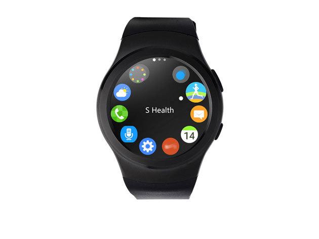Smart Watch 2 okosóra (fémdobozban) fekete