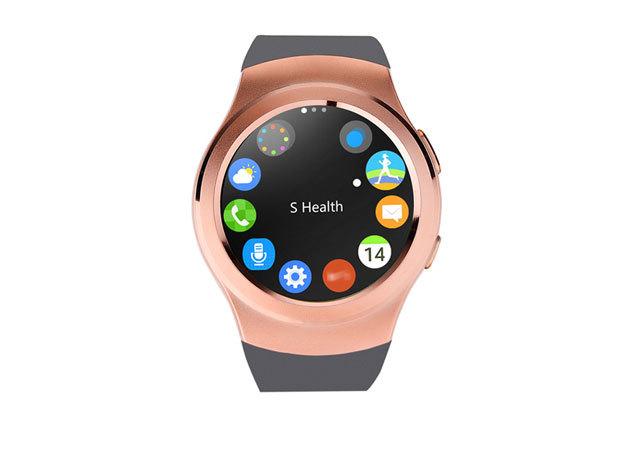 Smart Watch 2 okosóra (fémdobozban) arany