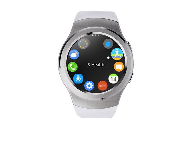 Smart Watch 2 okosóra (fémdobozban) ezüst