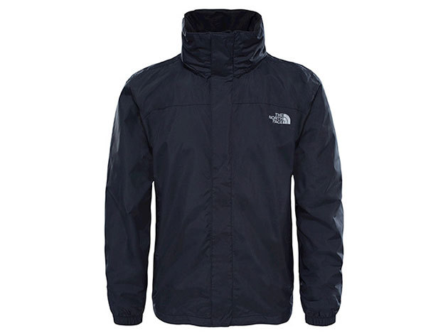 THE NORTH FACE M RESOLVE JACKET TNF BLK TNF - T0AR9TKX7 - L (AZONNAL ÁTVEHETŐ)