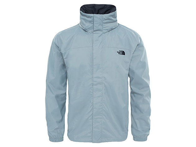THE NORTH FACE M RESOLVE JACKET MNMT GRY AT G - T0AR9TK9B - L (AZONNAL ÁTVEHETŐ)