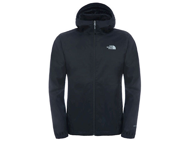 THE NORTH FACE M QUEST JACKET TNF BLACK - T0A8AZJK3 - L (AZONNAL ÁTVEHETŐ)