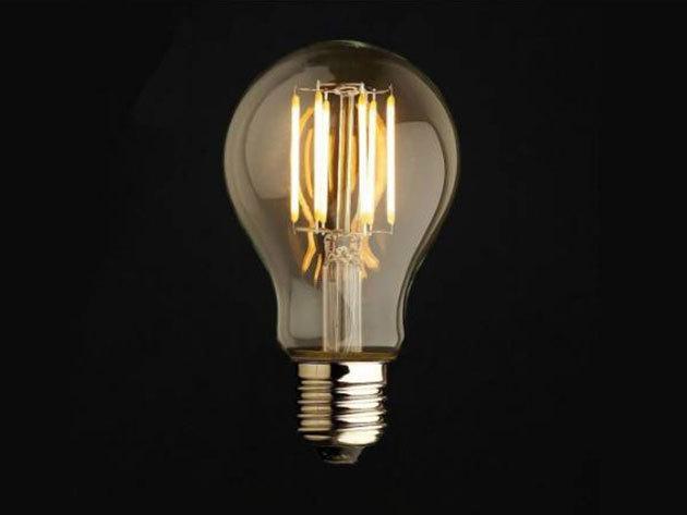 Edison égő E27-es foglalattal (A19)