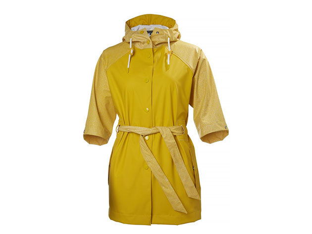 Helly Hansen W KIRKWALL FESTIVAL PONCHO ESSENTIAL YELLOW S (64012_344-S)
