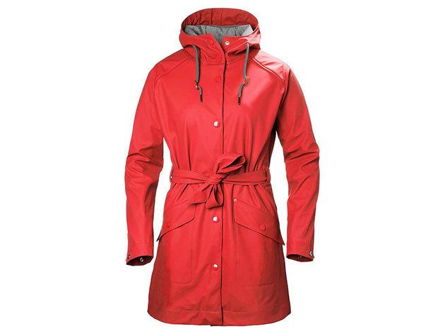 Helly Hansen W KIRKWALL RAIN COAT CAYENNE XL (64014_102-XL)