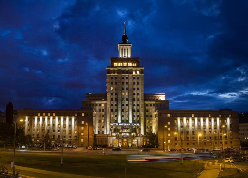Prága, TÉLI AKCIÓ! 3 nap/2 éjszaka szállás reggelivel 2 fő részére novembertől márciusig - Hotel International