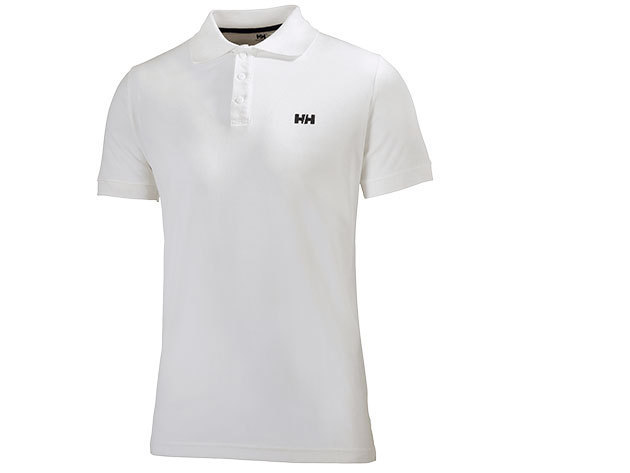 Helly Hansen DRIFTLINE POLO WHITE XXXL (50584_001-3XL)