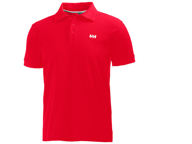Helly Hansen DRIFTLINE POLO REDCURRANT L (50584_110-L)