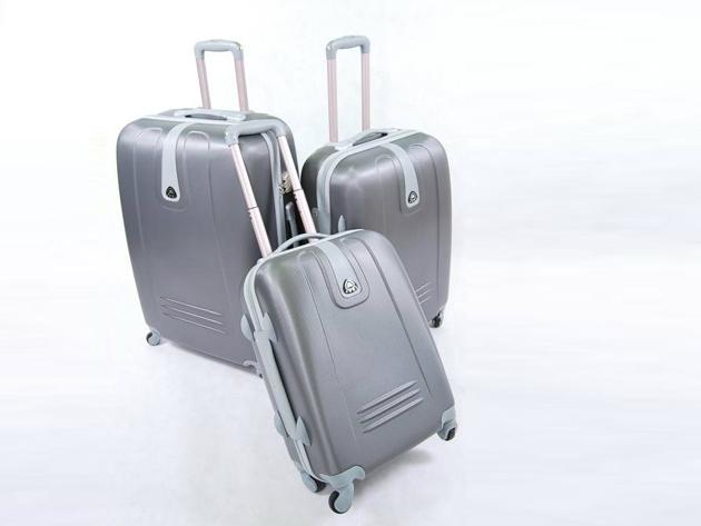 3 részes bőrönd szett