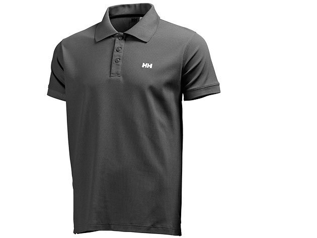 Helly Hansen DRIFTLINE POLO EBONY XXXL (50584_980-3XL)