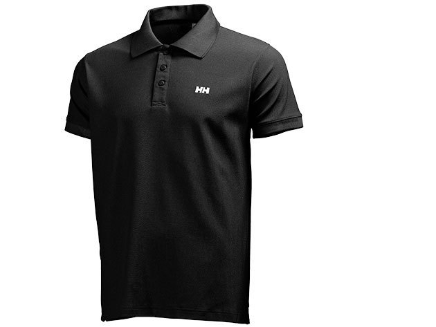 Helly Hansen DRIFTLINE POLO BLACK S (50584_990-S)