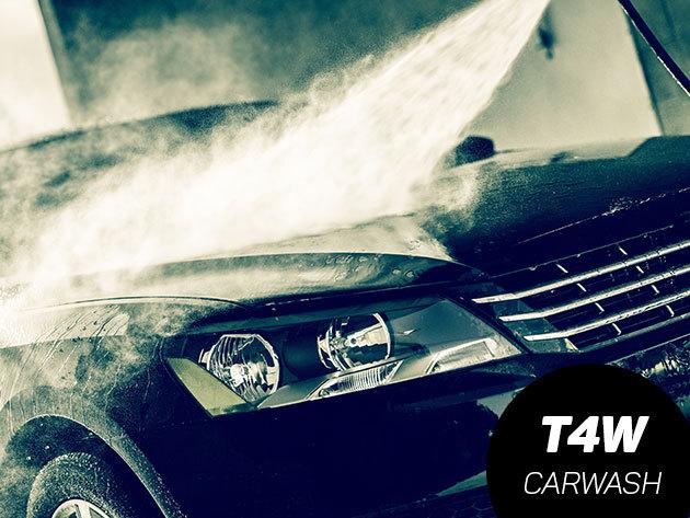 Külső prémium autómosás Nano szélvédő bevonattal, mely vízlepergető hatású (az esős napokra kifejezetten ajánlott) / XIII. ker., Váci út)