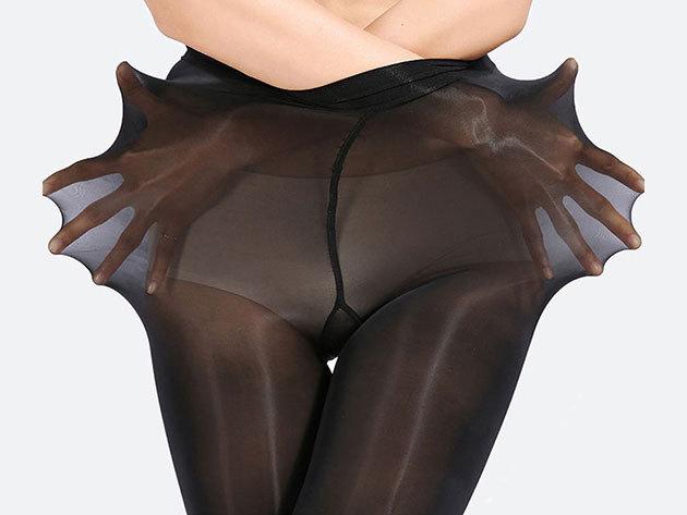 Elszakíthatatlan harisnya fekete vagy bézs színben, extra rugalmas, tartós anyagból - 2017 újdonsága!