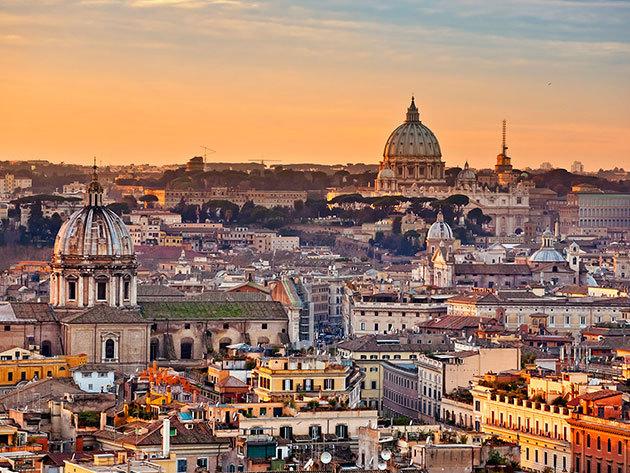 Róma - 4 nap/3 éj vagy 5 nap/4 éjszaka szállás 2 főnek belvárosi apartmanban + tömegközlekedési bérlet + reggeli / Felhasználható 2017. novembertől 2018. márciusig