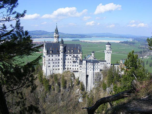 A világhírű tündérmesék palotája, a németországi Neuschwanstein kastély és a csodaszép Salzburg! 2017.12.01-2017.12.03. /fő