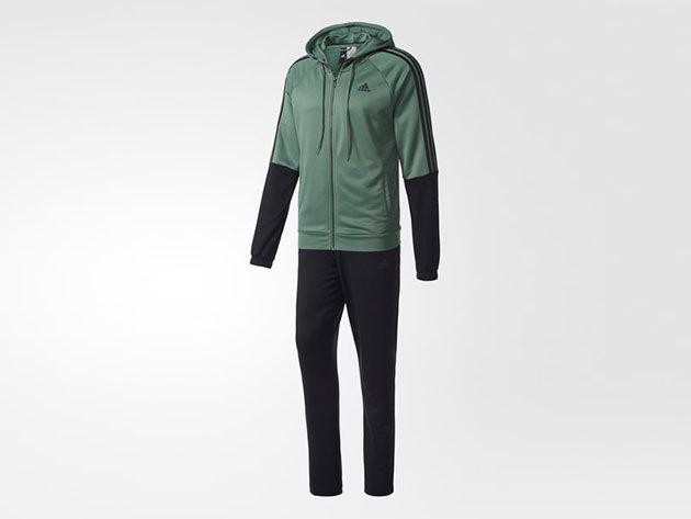 Adidas melegítő, férfi - RE-FOCUS TS - zöld - 10