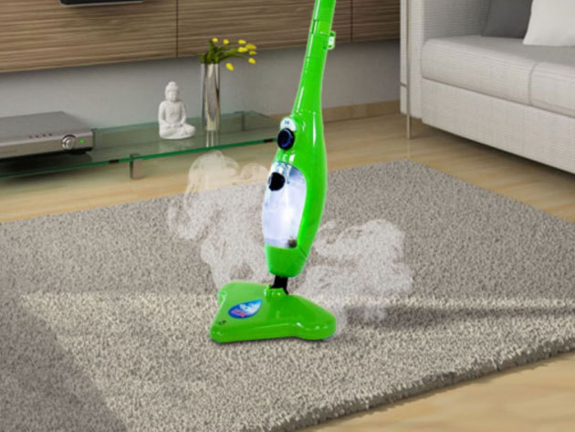 Gőztisztító (H2O Mop X5 ELITE) - környezetbarát, vegyszerek nélkül is makulátlan lehet otthonod!