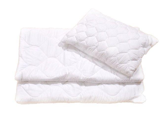 Steppelt párna és takaró, méret 70x90 cm / 140x200 cm (csomagban)