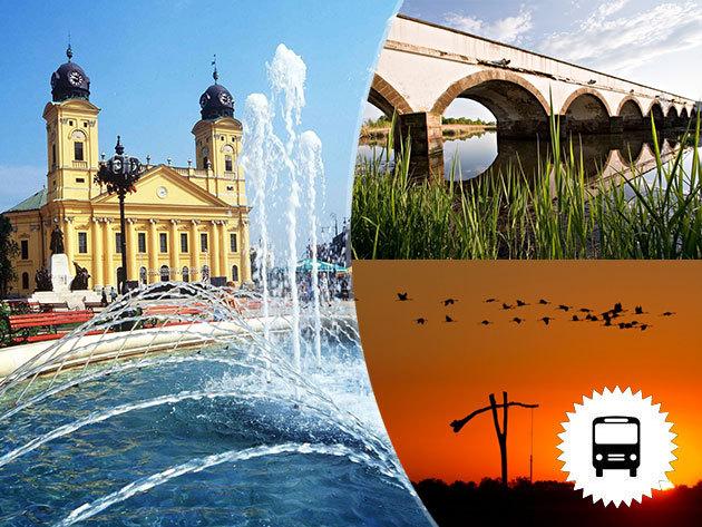 Hortobágyi darufesztivál debreceni városnézéssel - 1 napos buszos kirándulás idegenvezetéssel / október 21. és 22.