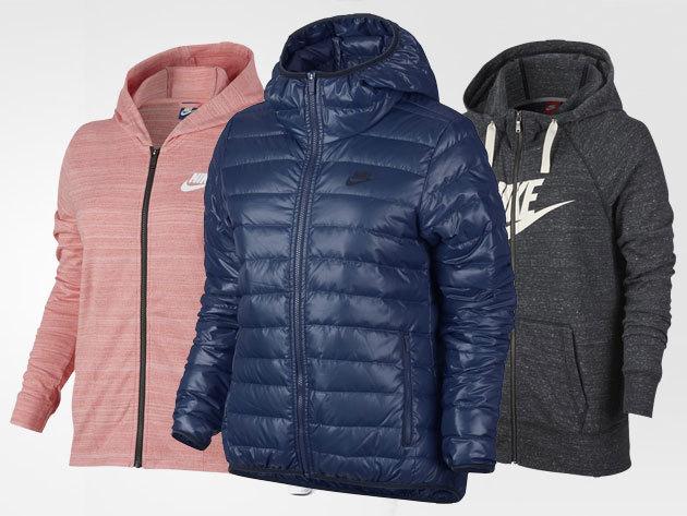 Nike női pulóverek és dzsekik - minőségi szabadidős viselet a hideg  hónapokra (XS-XL) a086a50618