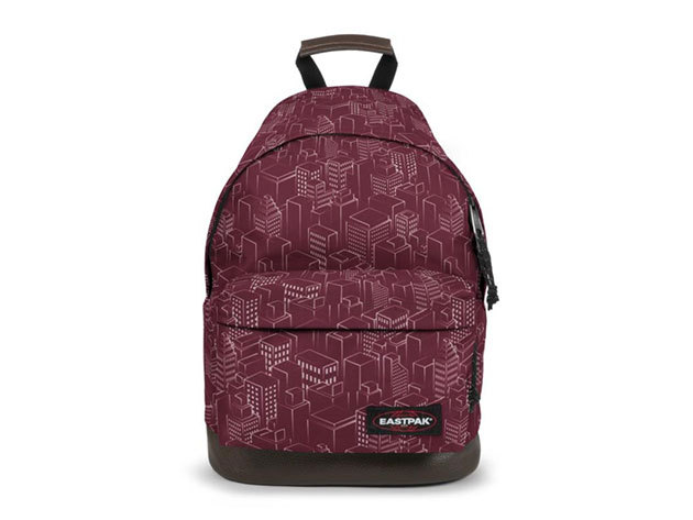WYOMING UNISEX Eastpak HÁTITÁSKA - bordó