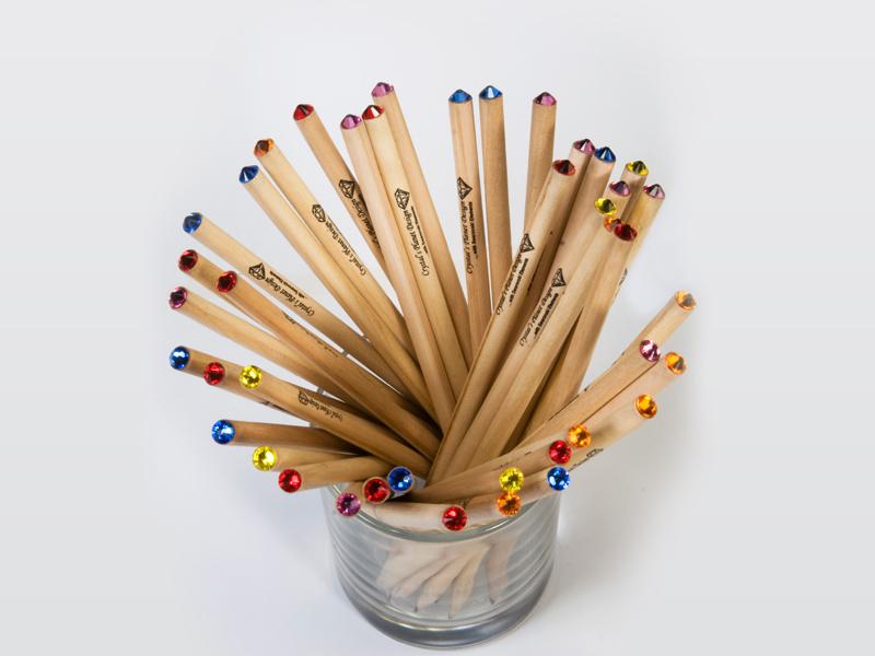 Swarovski Elements kristályos ceruza